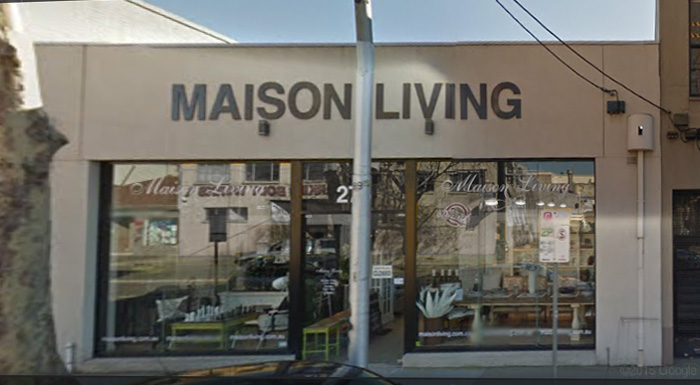 Maison Living Richmond Showroom