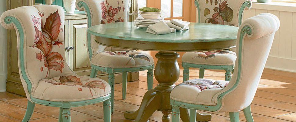 Provence French Provincial Furniture Collection